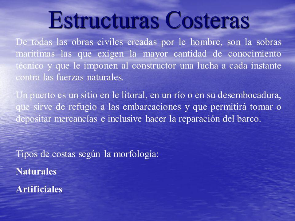 Estructuras Costeras