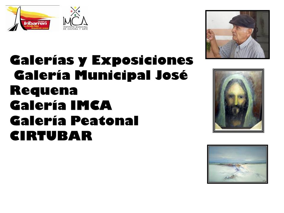 Galerías y Exposiciones