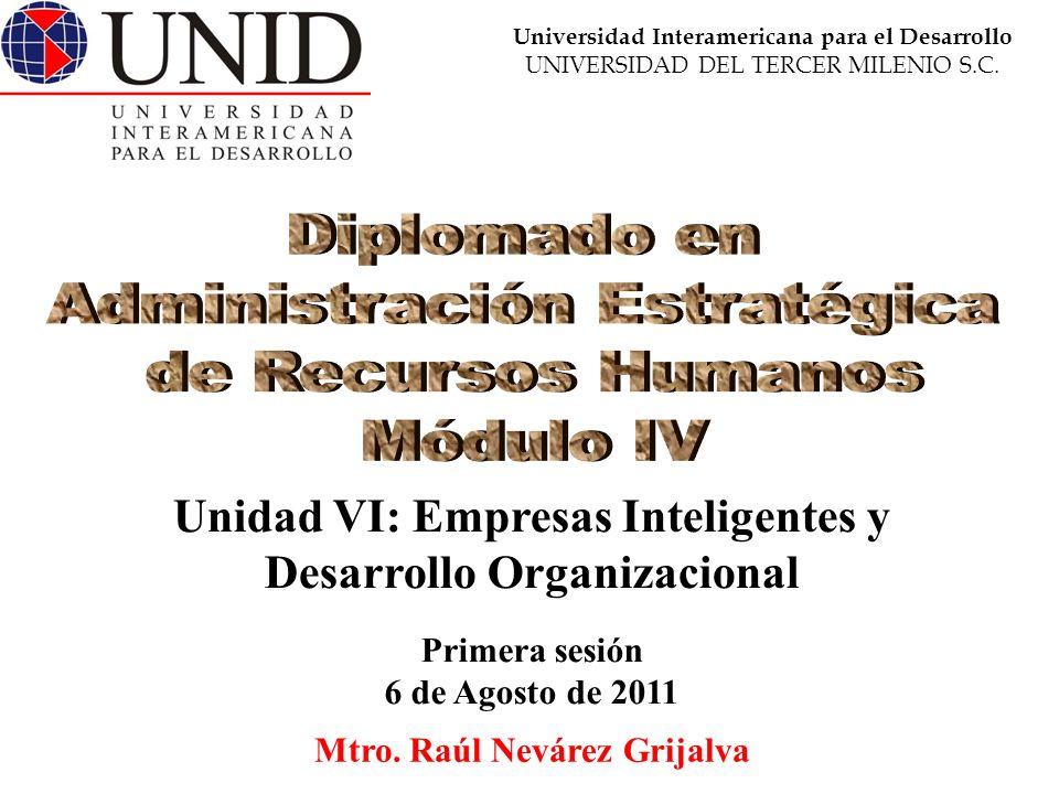 Administración Estratégica de Recursos Humanos Módulo IV