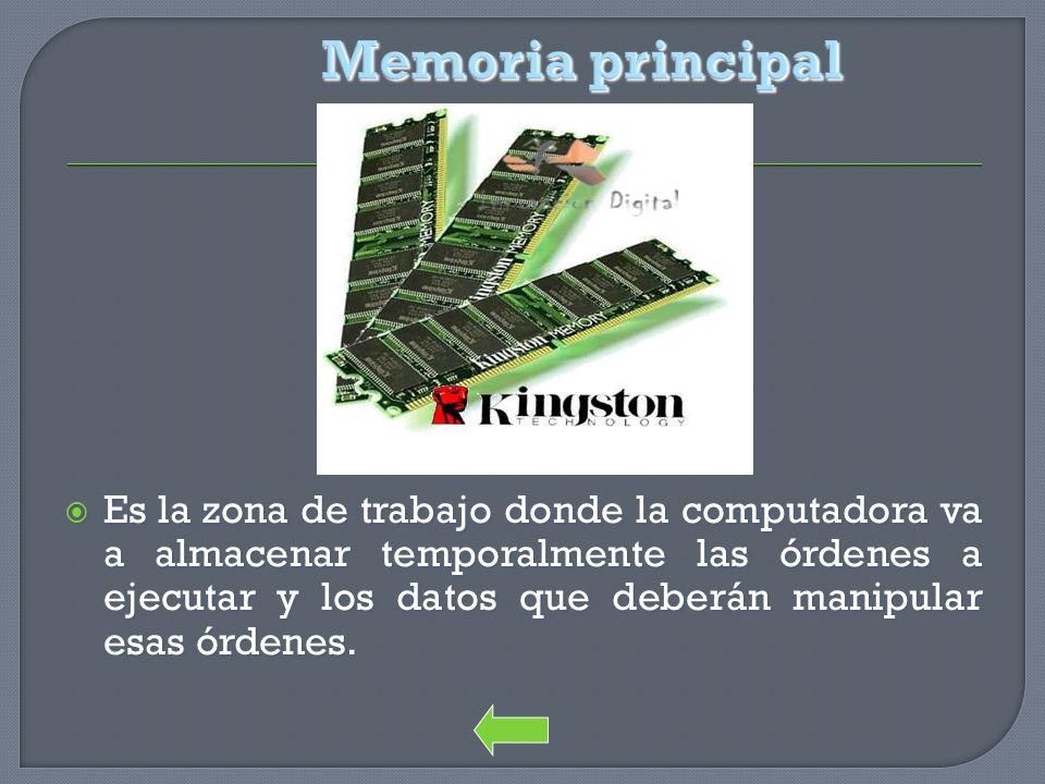 Memoria principal