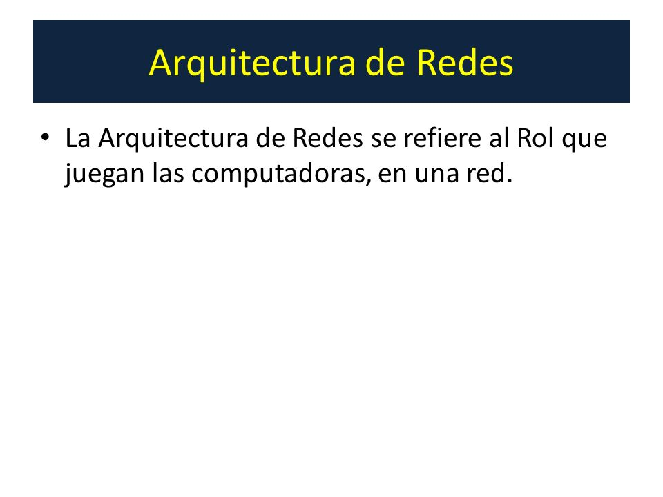 Topologia de redes la arquitectura o topolog a de red es for Arquitectura que se estudia