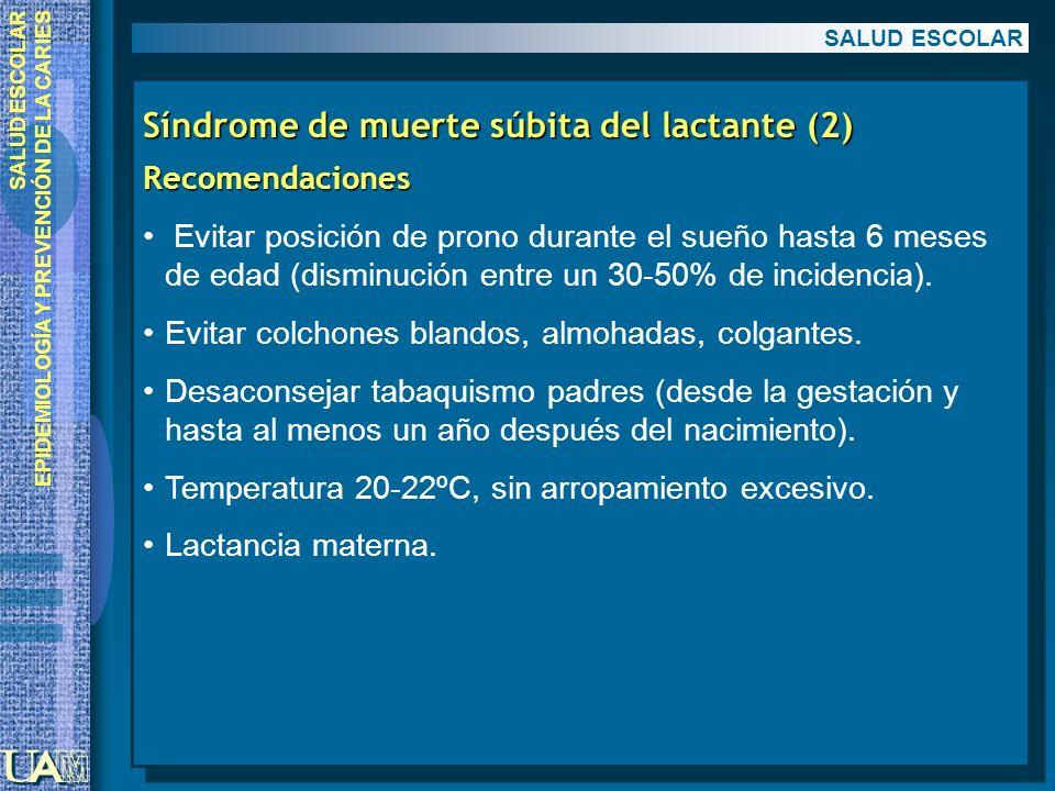 Síndrome de muerte súbita del lactante (2)