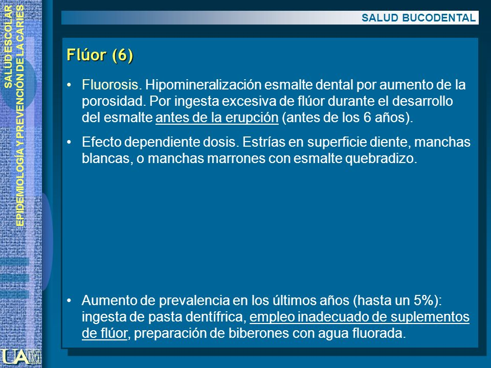 SALUD BUCODENTAL Flúor (6)