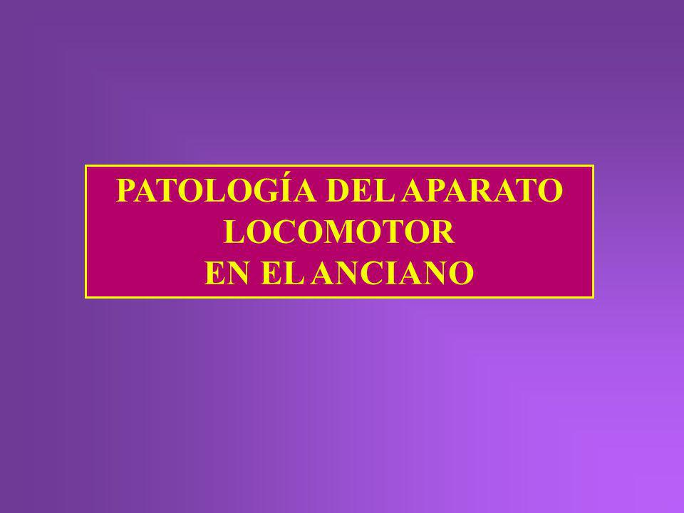 LOCOMOTOR EN EL ANCIANO