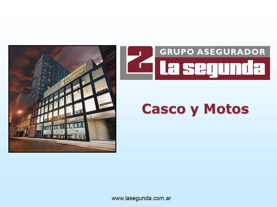 Casco y Motos www.lasegunda.com.ar