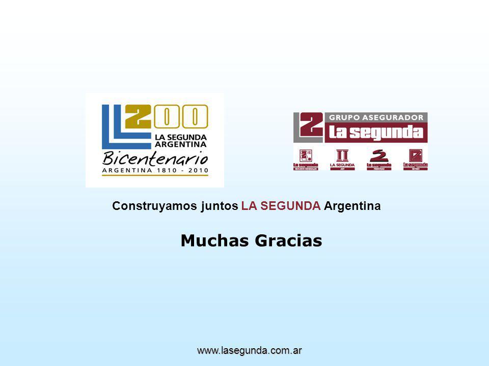 Construyamos juntos LA SEGUNDA Argentina
