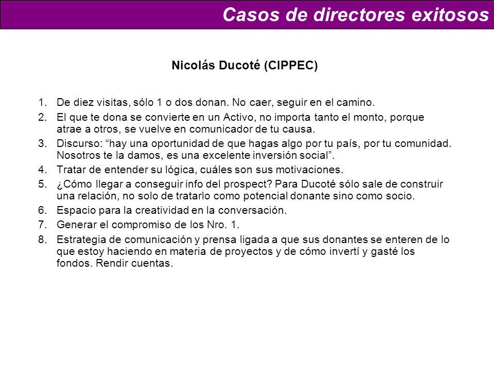 Nicolás Ducoté (CIPPEC)