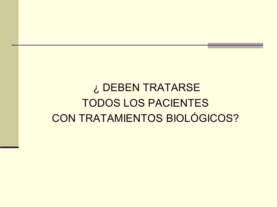 CON TRATAMIENTOS BIOLÓGICOS