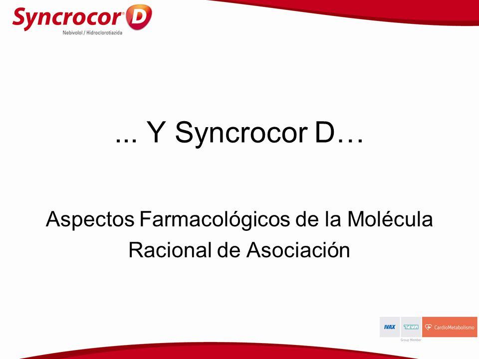 Aspectos Farmacológicos de la Molécula Racional de Asociación
