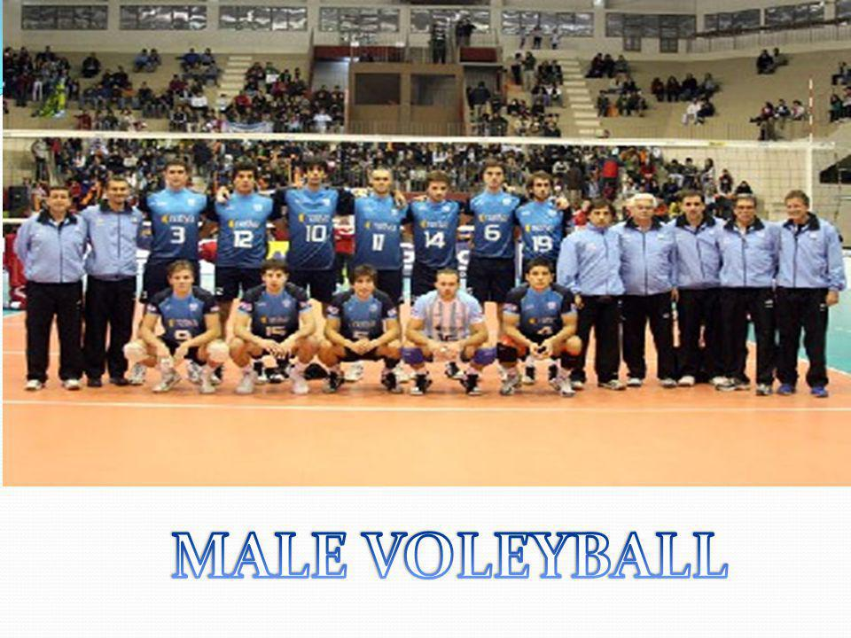 MALE VOLEYBALL