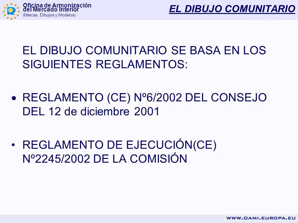 EL DIBUJO COMUNITARIO SE BASA EN LOS SIGUIENTES REGLAMENTOS: