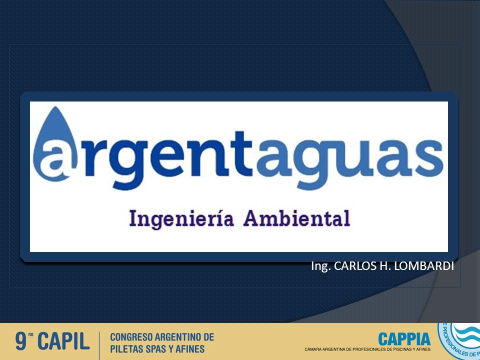 Ing. CARLOS H. LOMBARDI