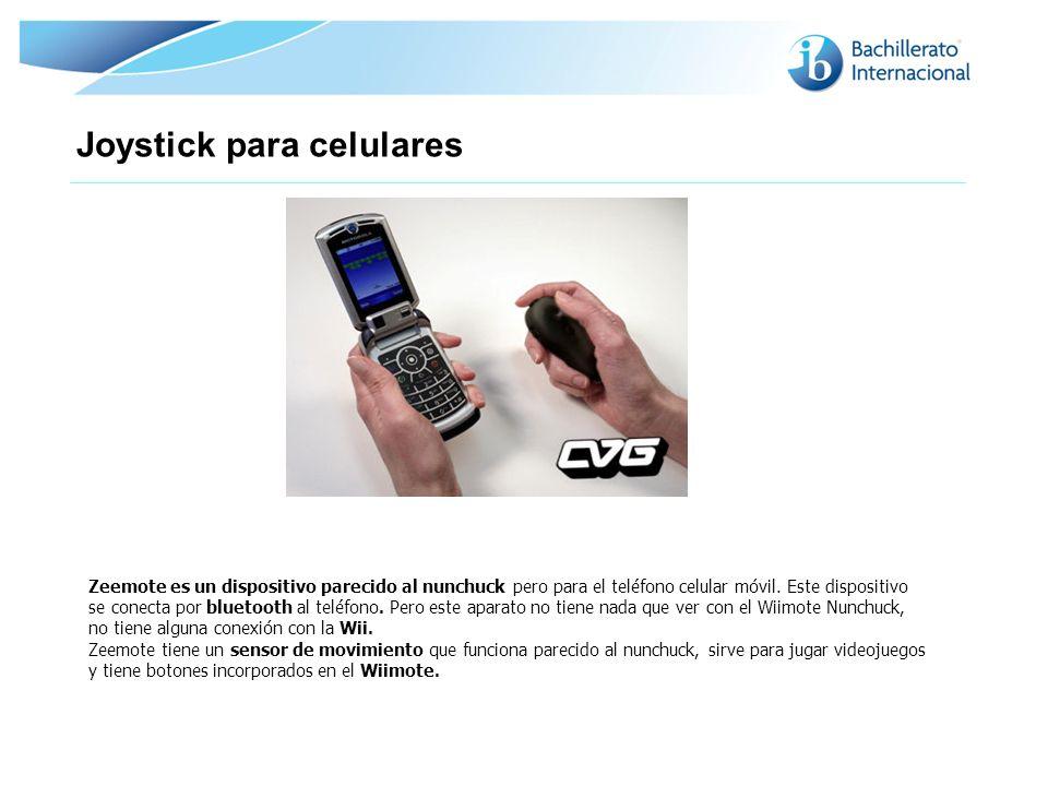 Joystick para celulares