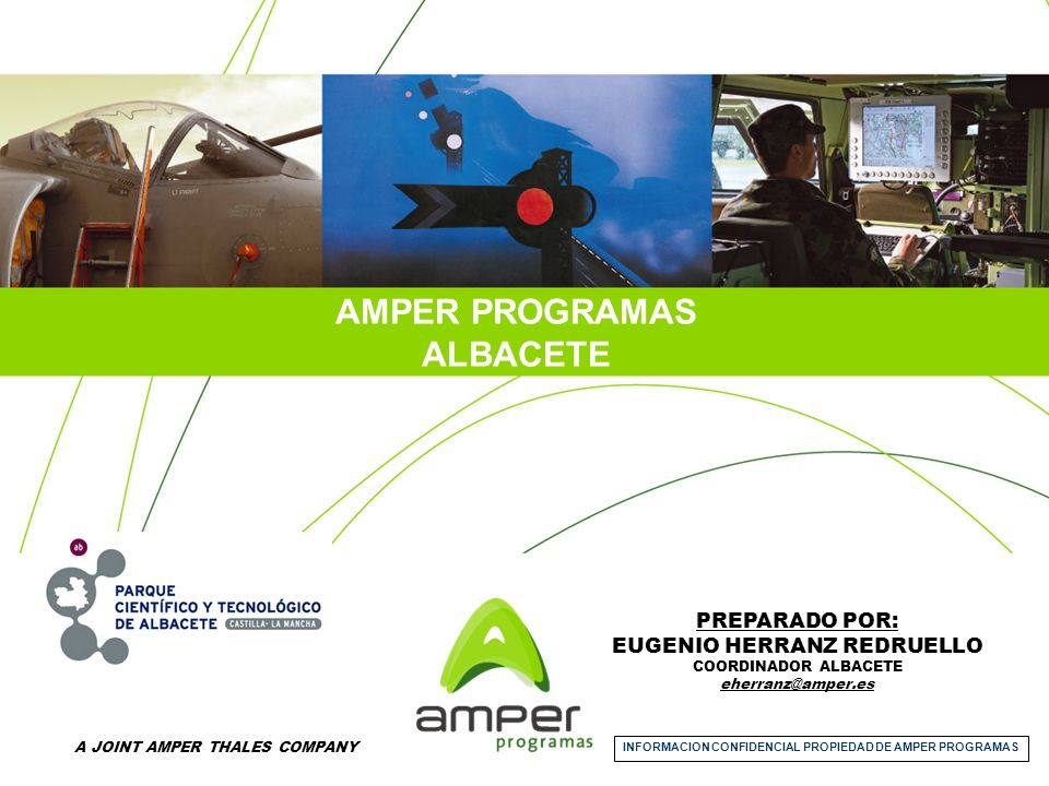 AMPER PROGRAMAS ALBACETE