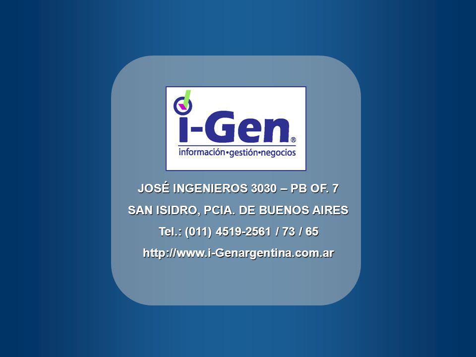 SAN ISIDRO, PCIA. DE BUENOS AIRES