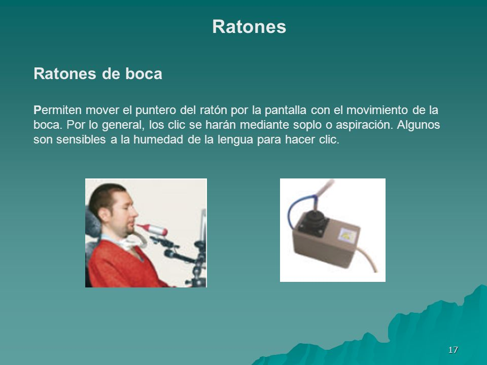 Ratones Ratones de boca