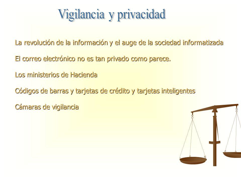 Vigilancia y privacidad