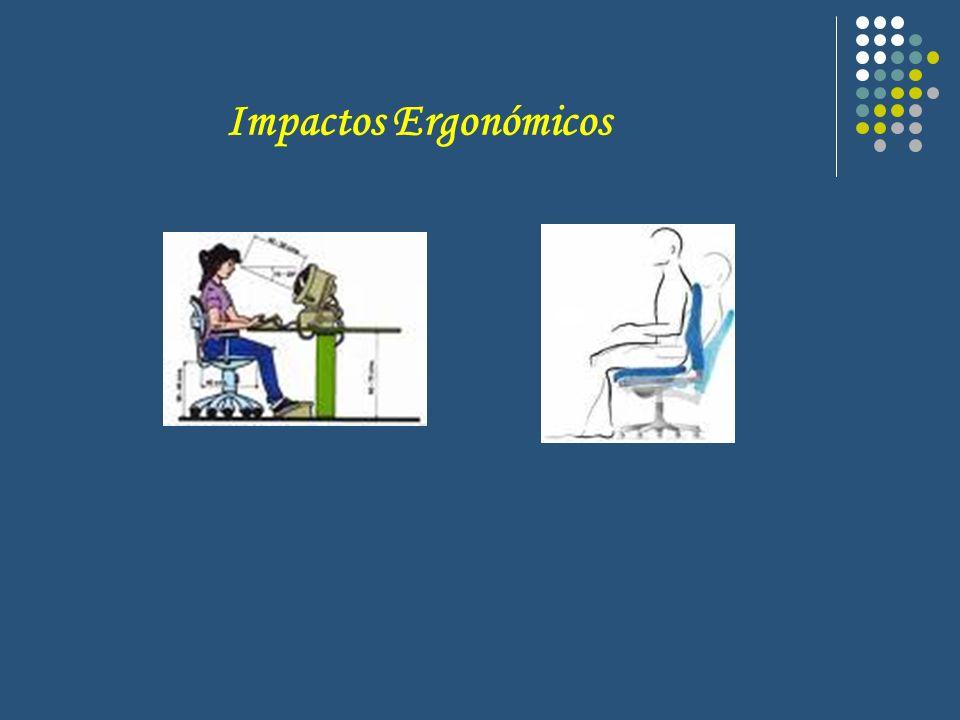 Impactos Ergonómicos