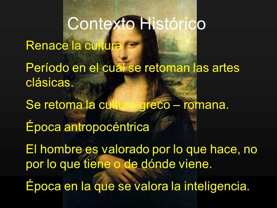 Contexto Histórico Renace la cultura