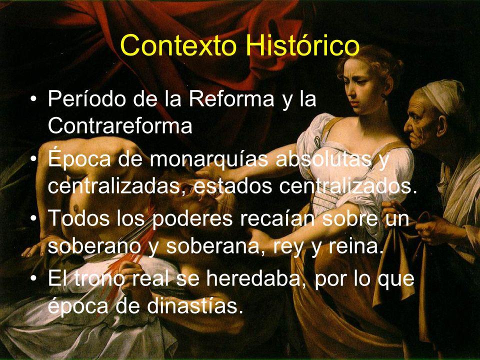 Contexto Histórico Período de la Reforma y la Contrareforma