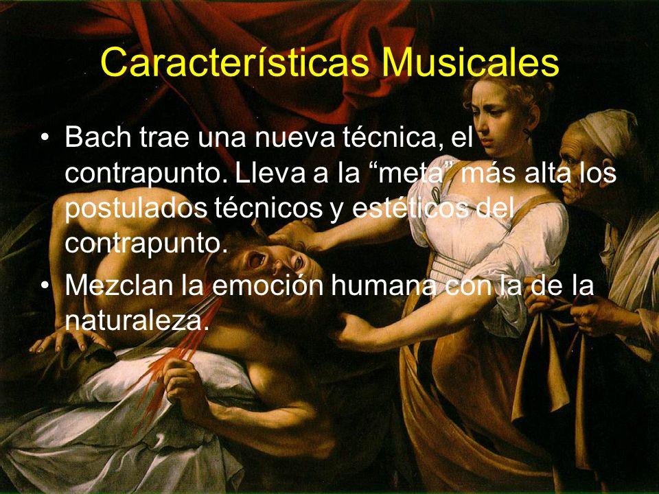 Características Musicales