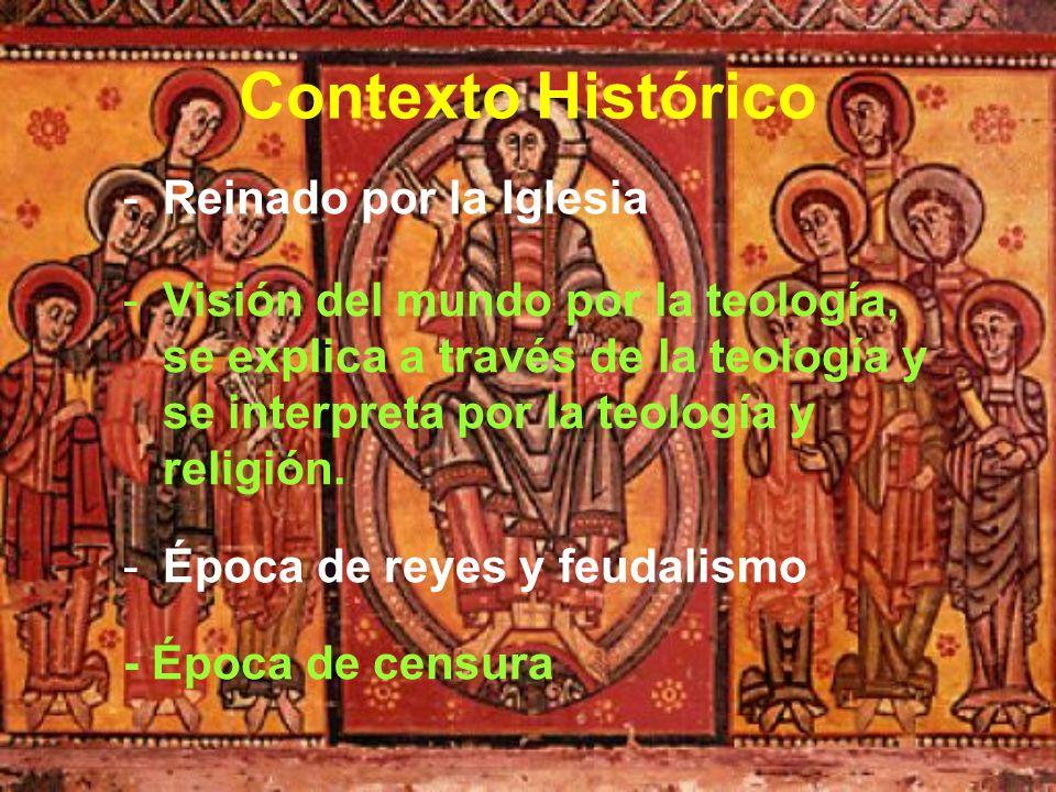 Contexto Histórico Reinado por la Iglesia