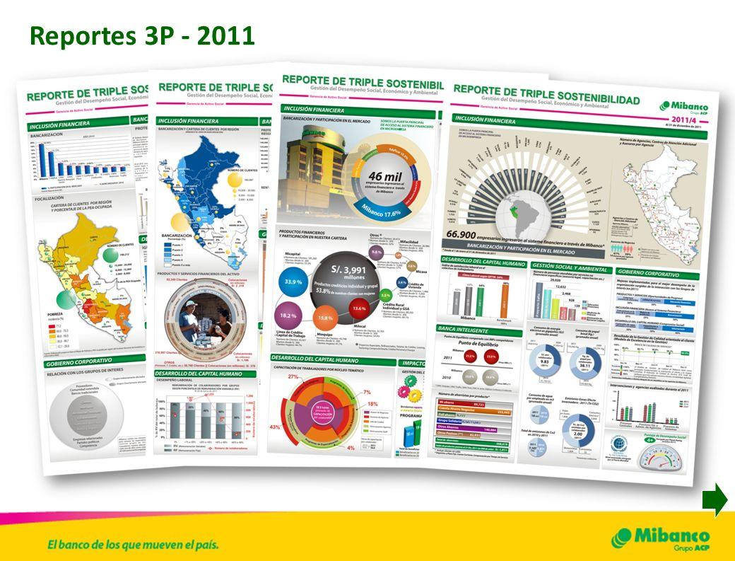 Reportes 3P - 2011