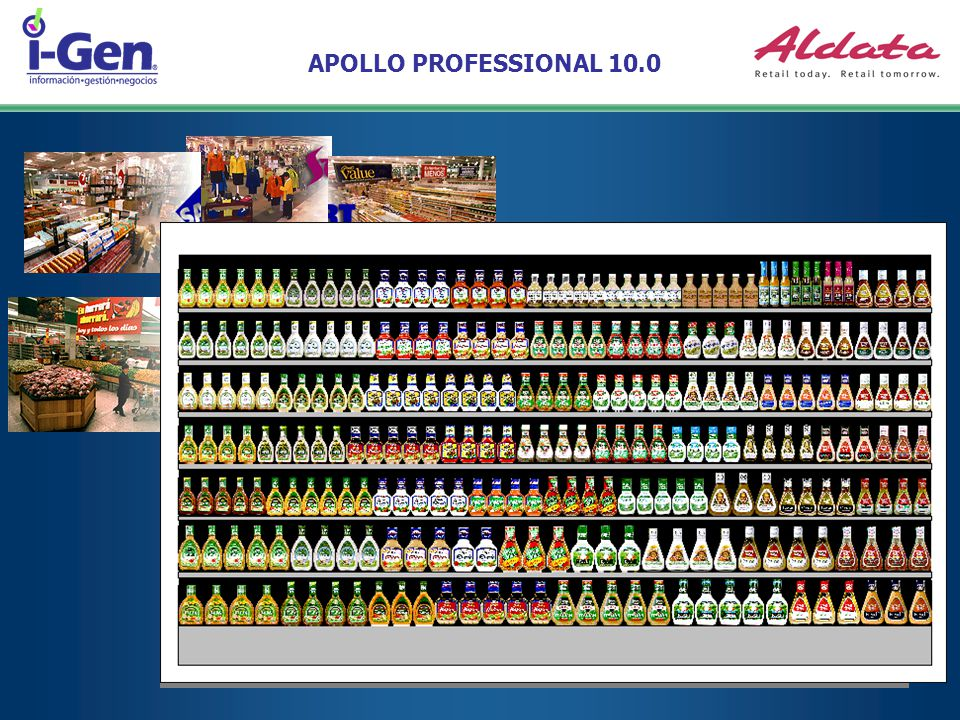 APOLLO PROFESSIONAL 10.0