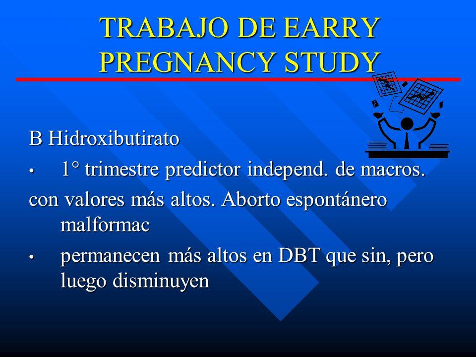TRABAJO DE EARRY PREGNANCY STUDY