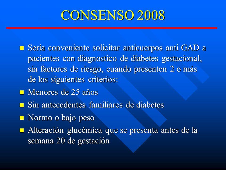 CONSENSO 2008