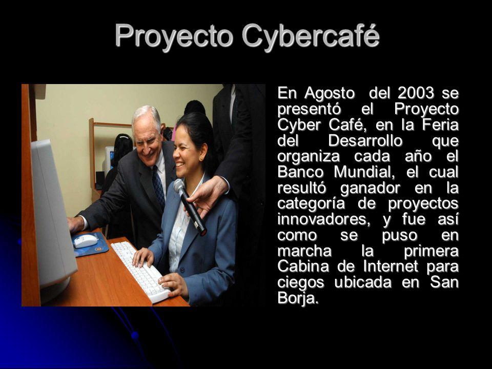 Proyecto Cybercafé