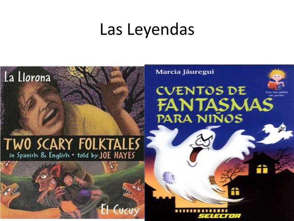 Las Leyendas legends
