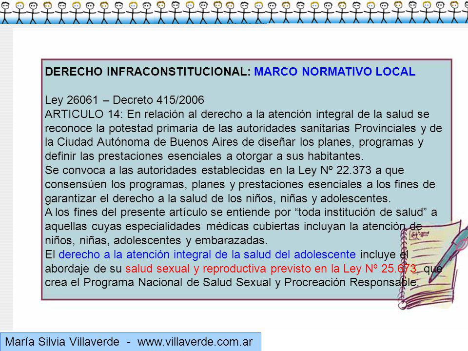 Muchas gracias DERECHO INFRACONSTITUCIONAL: MARCO NORMATIVO LOCAL