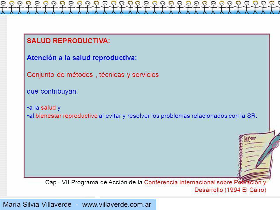 Muchas gracias SALUD REPRODUCTIVA: Atención a la salud reproductiva: