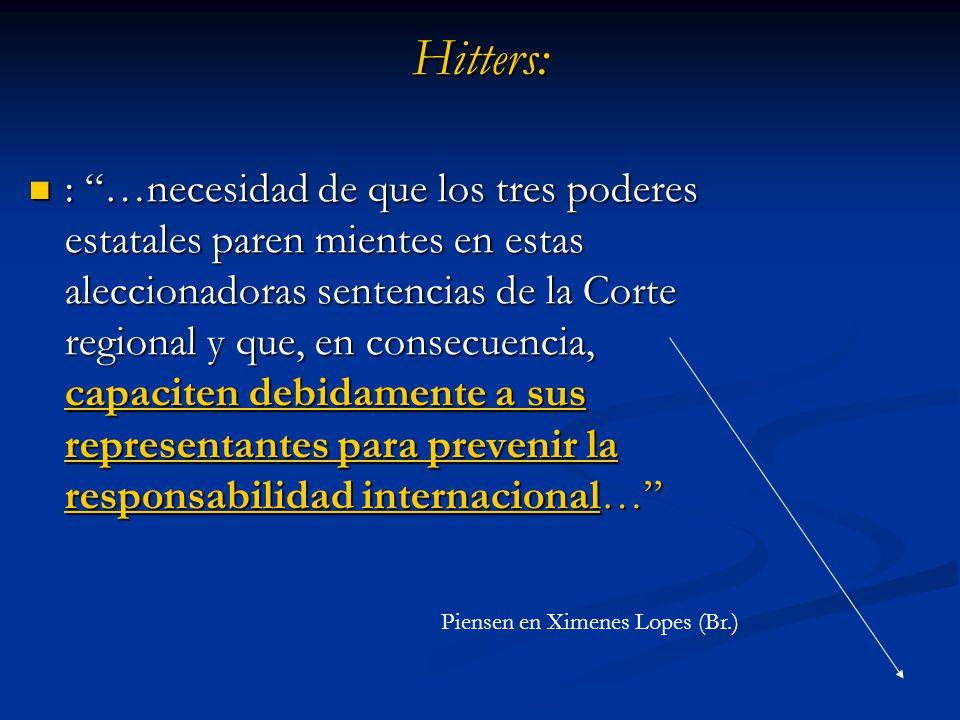 Piensen en Ximenes Lopes (Br.)
