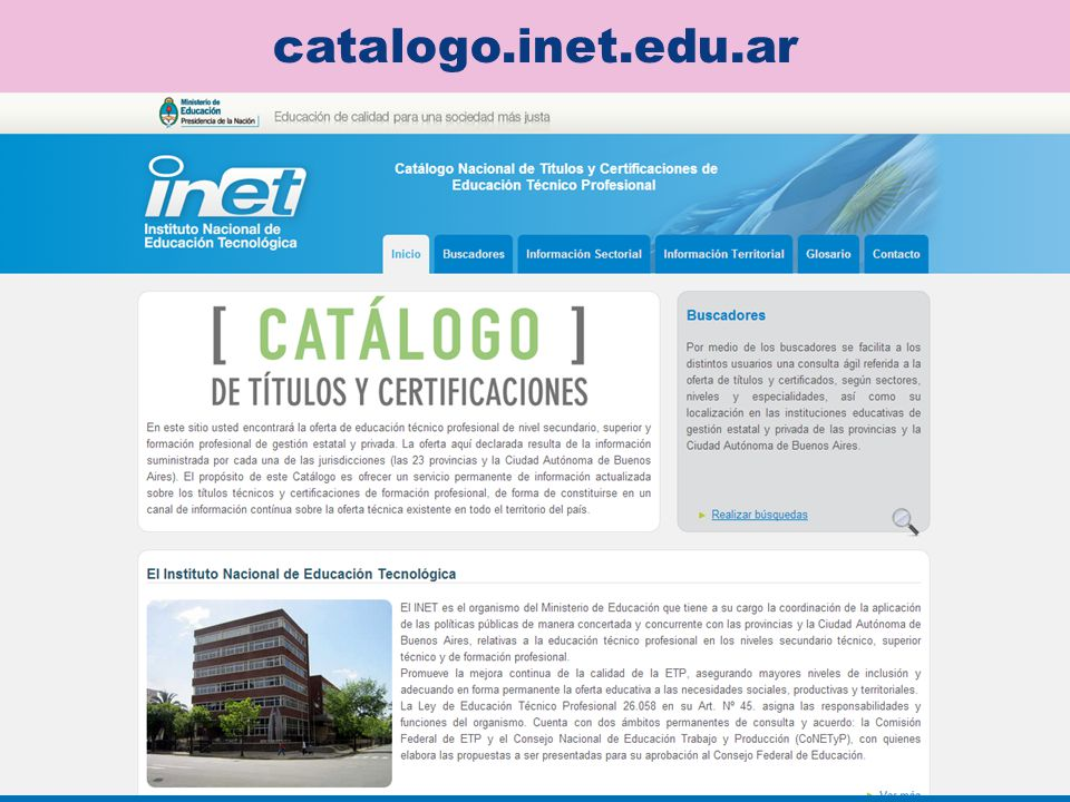 catalogo.inet.edu.ar