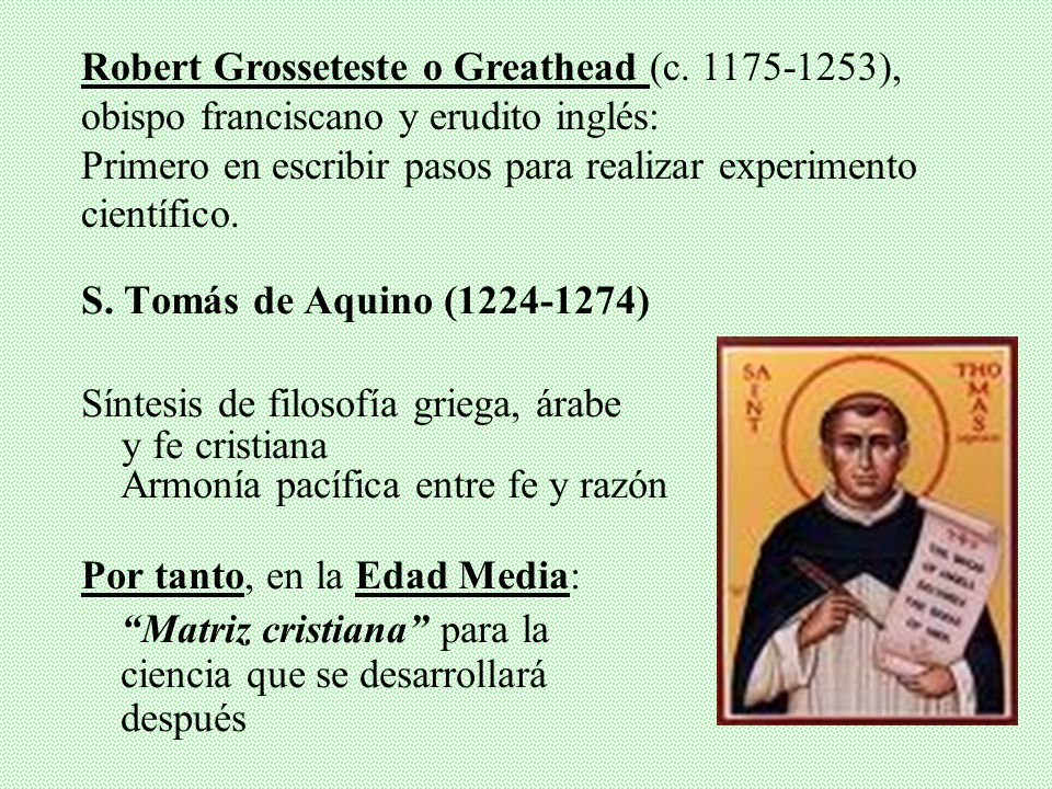 Robert Grosseteste o Greathead (c