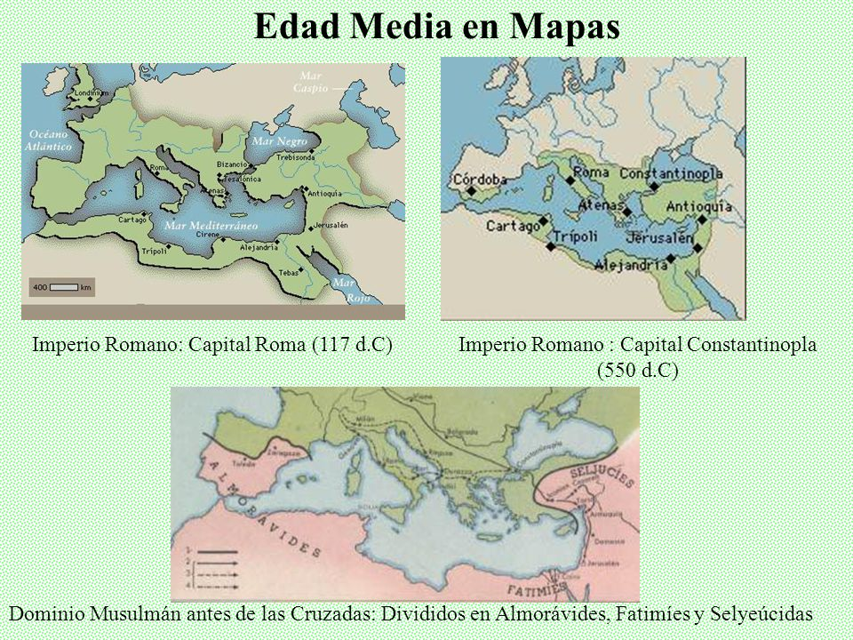 Imperio Romano : Capital Constantinopla (550 d.C)
