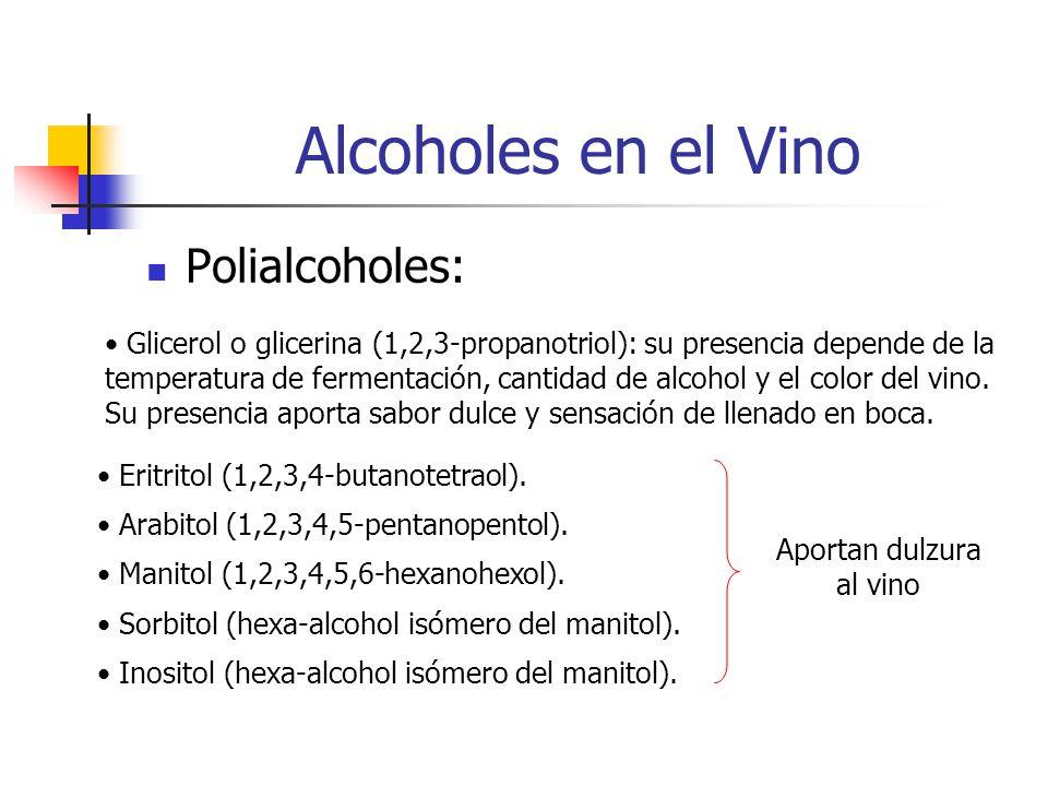 Aportan dulzura al vino