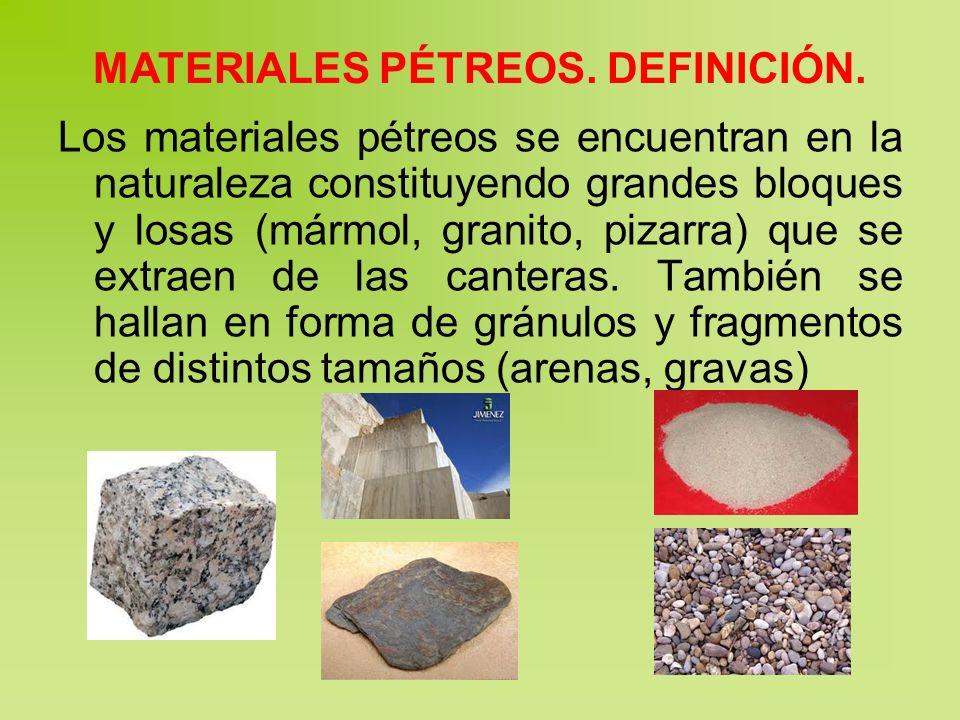 Materiales pl sticos textiles p treos y cer micos ppt for Definicion de marmol