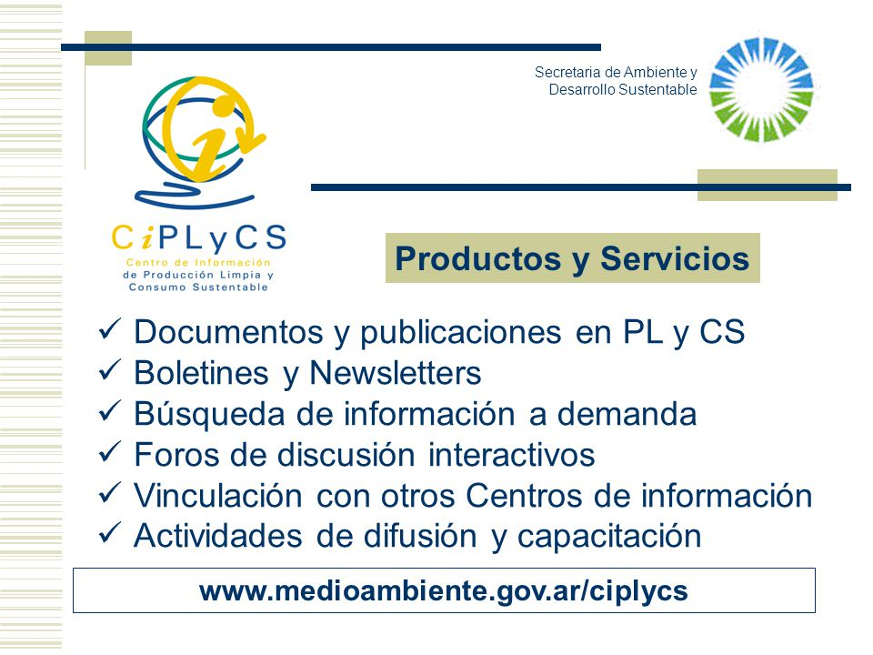 Documentos y publicaciones en PL y CS Boletines y Newsletters