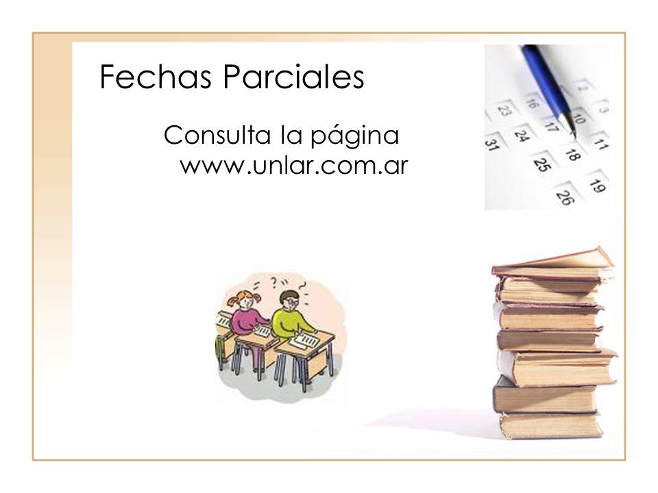 Consulta la página www.unlar.com.ar