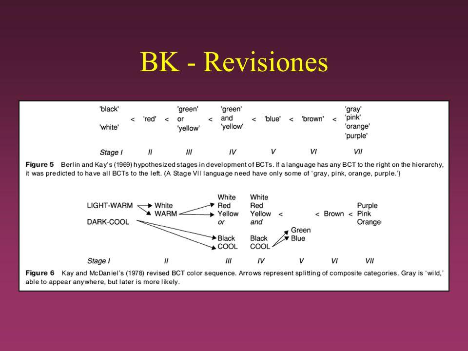 BK - Revisiones