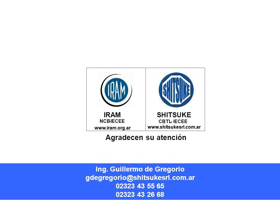 Ing. Guillermo de Gregorio