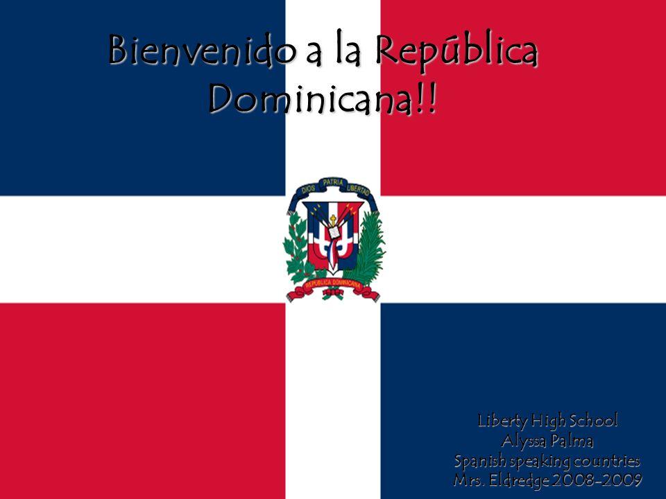 Bienvenido a la República Dominicana!!