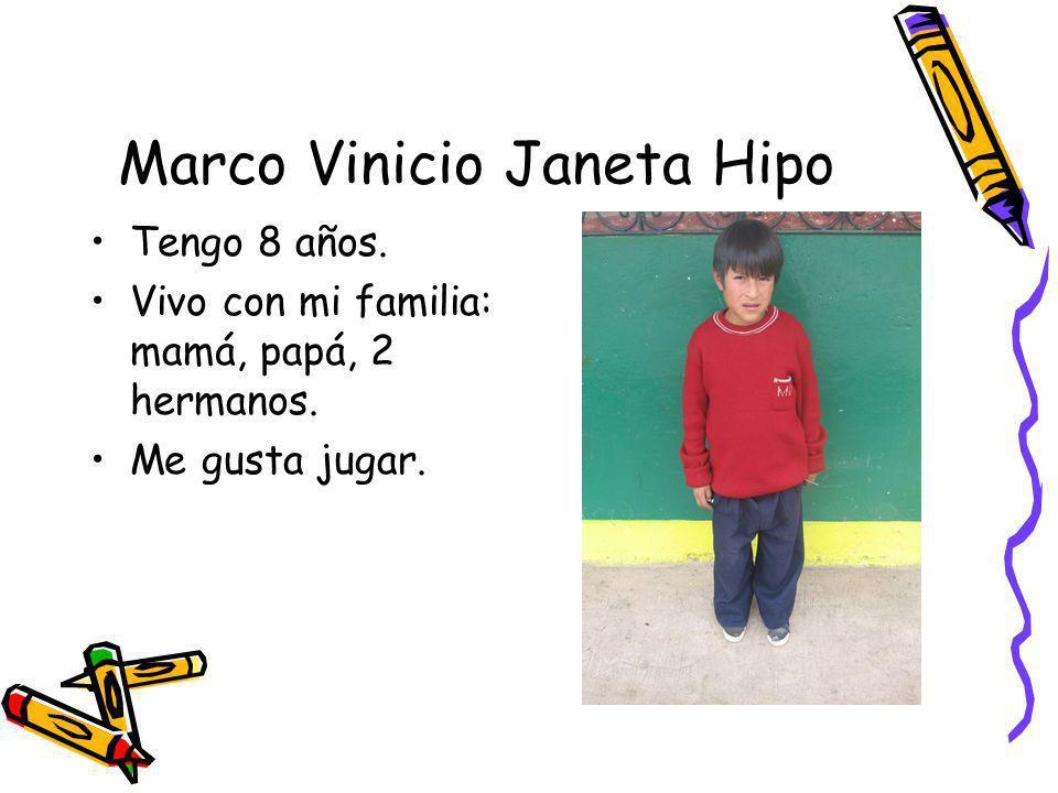 Marco Vinicio Janeta Hipo