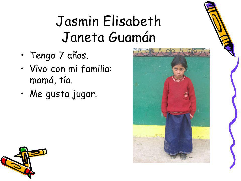 Jasmin Elisabeth Janeta Guamán