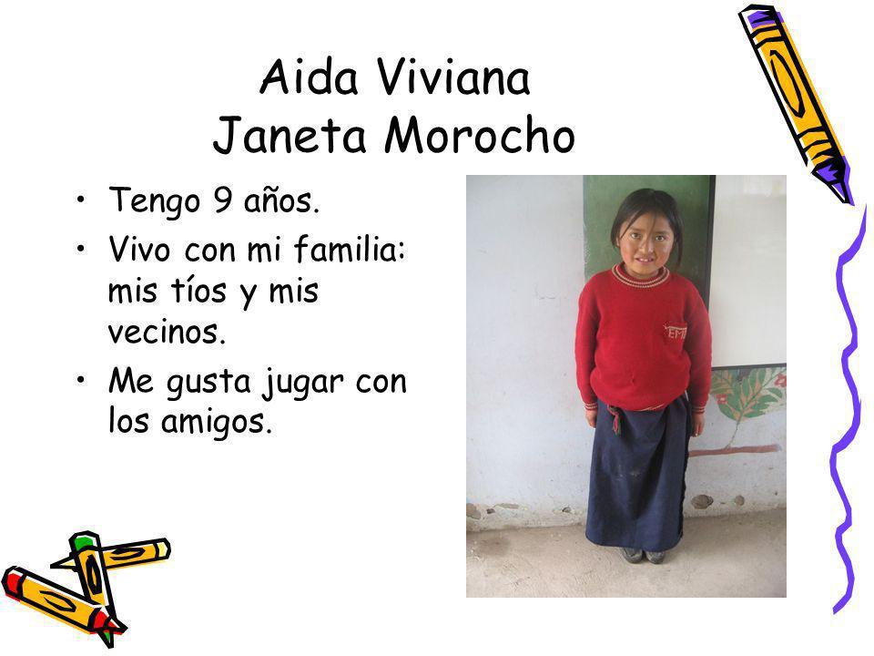 Aida Viviana Janeta Morocho