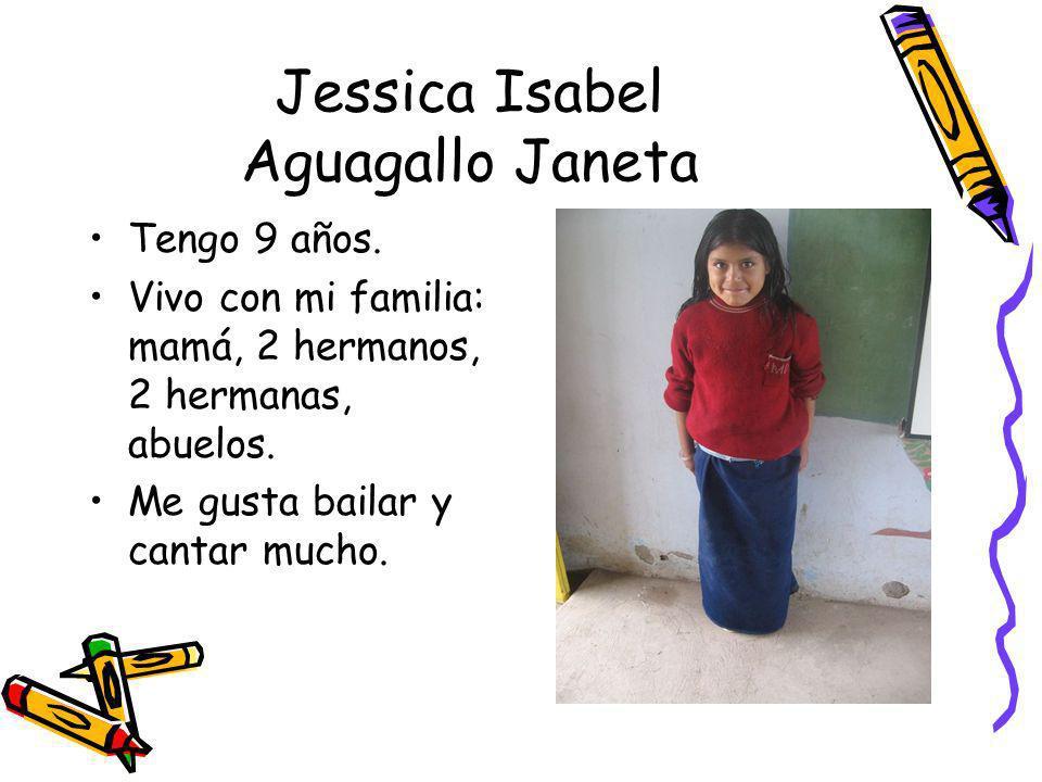 Jessica Isabel Aguagallo Janeta