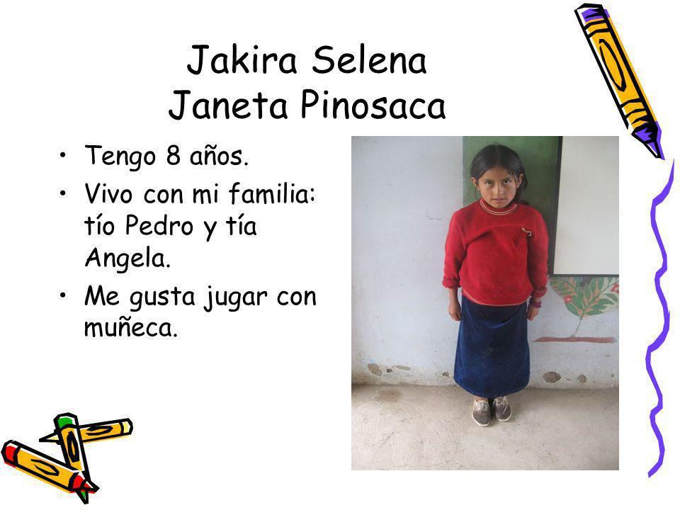 Jakira Selena Janeta Pinosaca